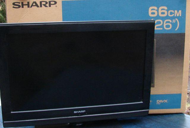 Telewizor SHARP 26''