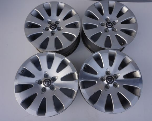 Felgi aluminiowe OPEL INSIGNIA 19'' 5x120 ET48 montaż