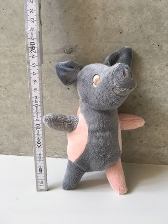 Maskotka pluszak świnka 20cm