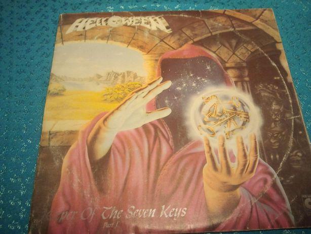 winyl - Helloween - Keeper of the Seven Keys