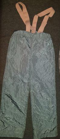 Утеплённые демисезонные штаны O'stin, 5-7  лет