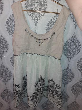 Платье летнее, размер М