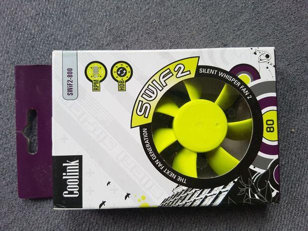 SWiF2-800 Coolink silent whisper fan 2