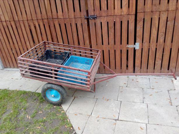 wózek ogrodowy 70 x 100
