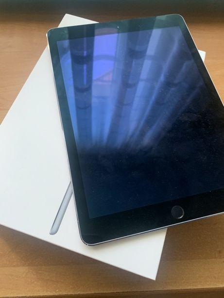Apple iPad 128GB Wi-Fi + Cellular (gwiezdna szarość) stan idealny!