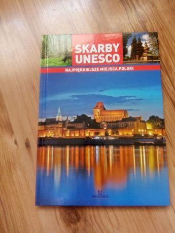 Książka Skarby UNESCO