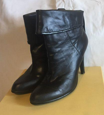 Ботинки Ellenka кожаные размер 37
