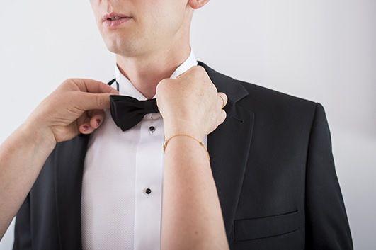 Koszula ślubna (do muchy) BYTOM