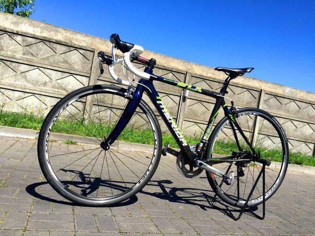 Rower Szosowy * MERIDA SCULTURA TEAM FLX CARBON * Shimano 105 Fulcrum