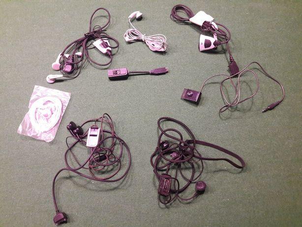 Słuchawki Nokia, LG
