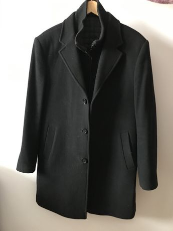 Чоловіче пальто 48 розмір