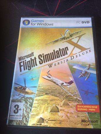 Microsoft Flight Simulator X Wersja Deluex