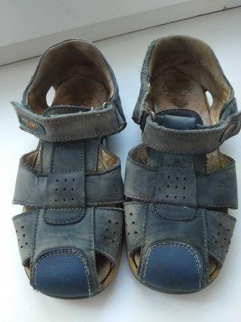 Босоножки, сандали на мальчика, р.31 стелька 20см