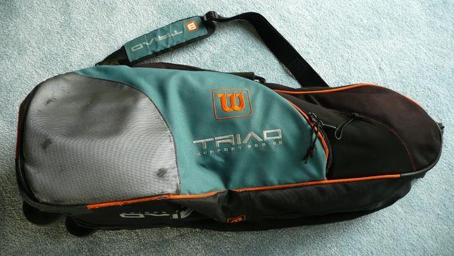 torba termobag WILSON TRIAD na kółkach