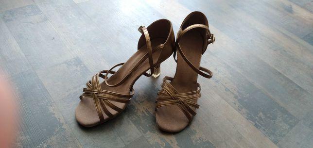 Туфли, для бальных танцев. Размер 38.