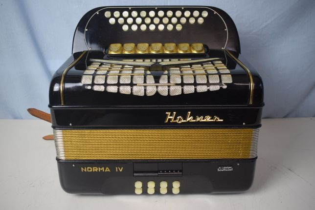 Concertina Hohner Norma IV 4 Voz