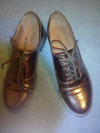Sapatos Seaside cor dourado tamanho 38