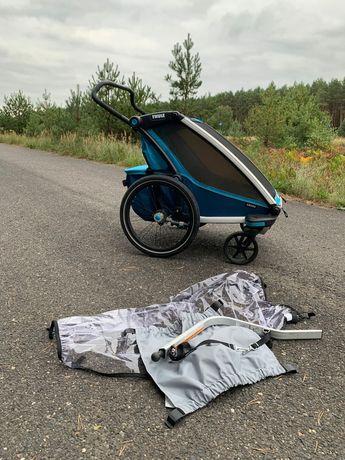 Przyczepka rowerowa THULE CROSS 2 rezerwacja do wtorku