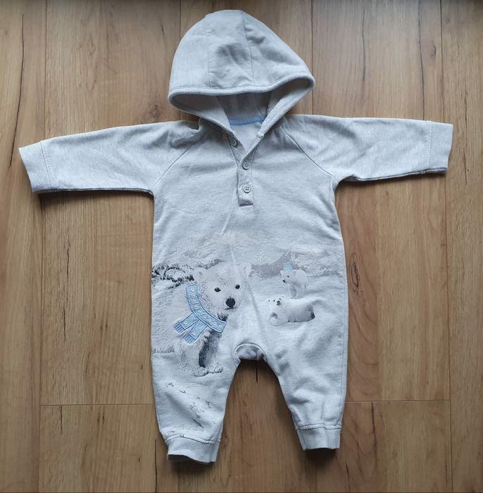 Kombinezon dresowy 62 /68cm, ciepły dres, pajacyk dla niemowlaka Lublin - image 1