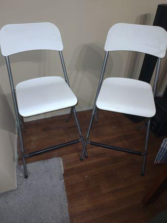 Sprzedam krzesła hokery