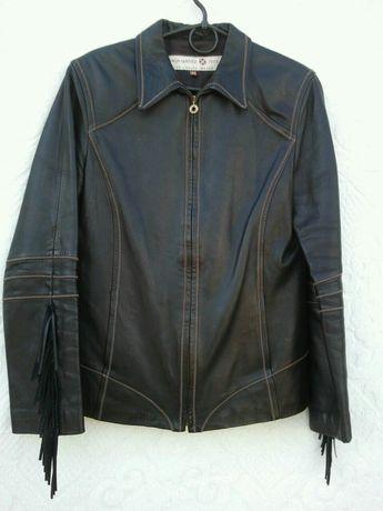 Кожаная куртка Saga Ibanez Испания