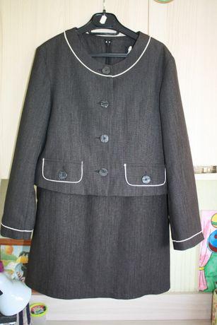 Школьная форма, сарафан и жакет, пиджак.