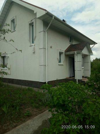 """Дом 2 эт.СВОЙ """"под ключ""""2010 года 17 км по Житомирской трассе у леса."""