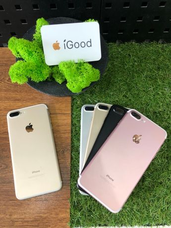 iPhone 7 Plus 32/128Gb Black,Silver,Gold,Rose Айфон 7 плюс