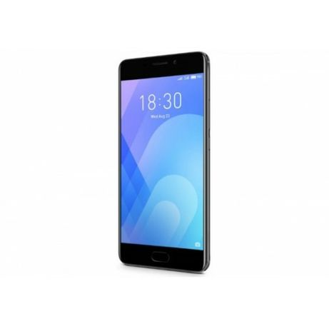 Телефон Смартфон Meizu M6 Note 4/64GB (2018 Black) + Чехол в подарок