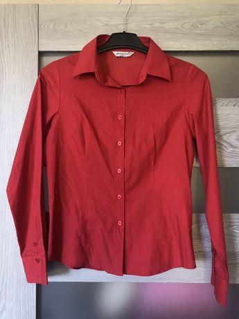 Czerwona koszula Atmosphere