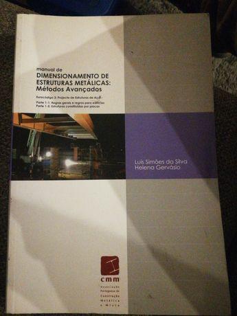 Manual de dimensionamento de estruturas metálicas: métodos avançados