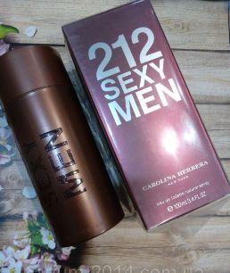 Мужской аромат Carolina Herrera 212 Sexy Men 100 мл туалетная вода