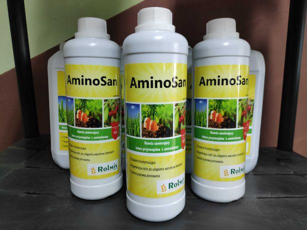 Aminokwasy AminoSan odżywka 1 L/5 L