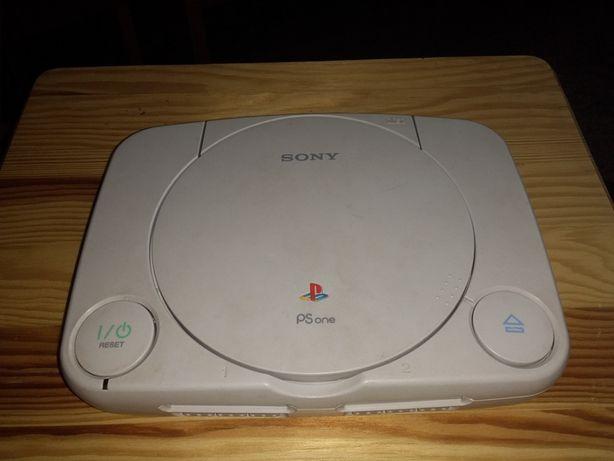 тушка Sony Playstation 1 Slim ps1 ps one