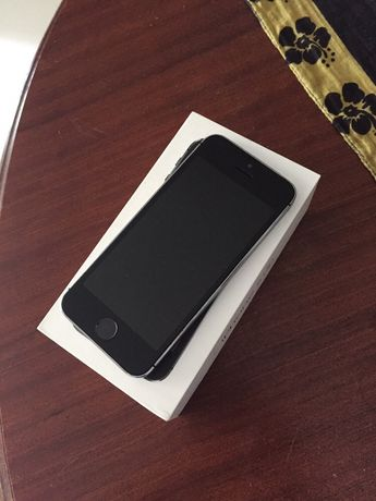 Iphone 5S 16GB avaria no botão home / Apenas venda