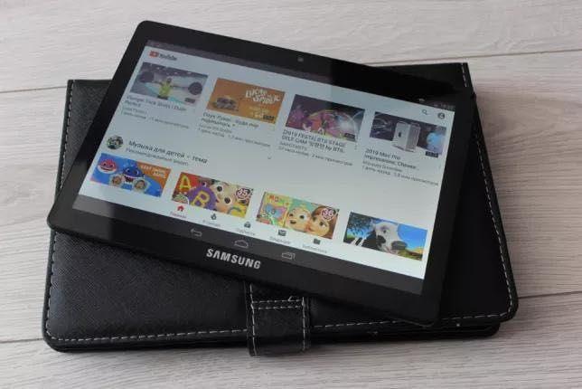 Планшет Samsung Tab S 3-32 10 дюймов / Android 10 / 2 sim / Youtube