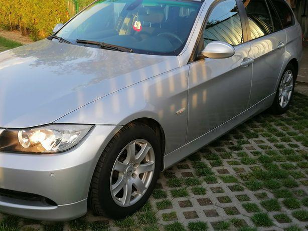 BMW e91 2,0i z rak prywatnych nie od handlarza