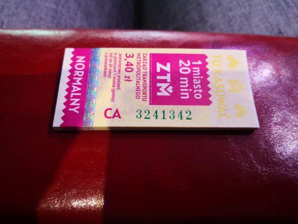 Bilety autobusowe na jedno miasto