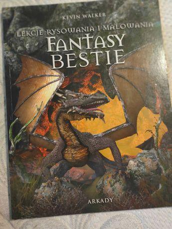 Lekcje rysowania; Fantasy Bestie i Fantasy Grafika Komputerowa