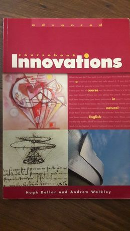 Innovations. Advanced. Course Book Hugh, Dellar