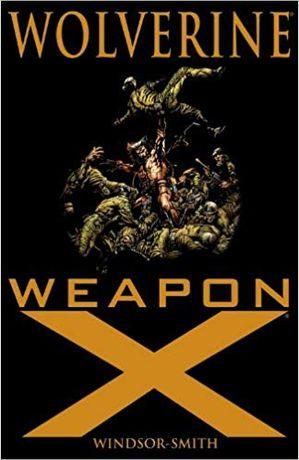 WOLVERINE Weapon X Colecção de 5 Livros Capa Dura BAIXA DE PREÇO