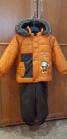 Зимний комплект Lenne (Куртка+полукомбенезон)