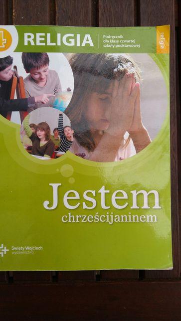 Podręcznik i ćwiczenia- Religia Świętego Wojciecha kl.4