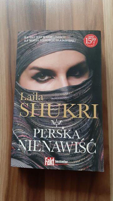 Laila Shukri - Perska nienawiść