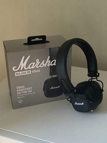 Marshall major voice