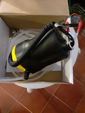 Bomba extrator oleo