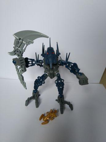 Lego Bionicle Stars Piraka 7137 Kompletny Zestaw + Złota Część