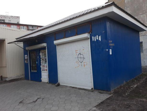 Продаются два торговых павильона в г. Константиновке