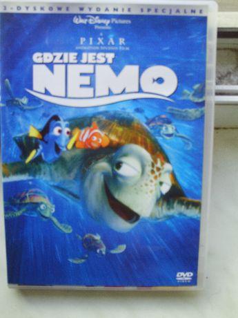 WYPRZEDAŻ Gdzie jest Nemo Wydanie 2Dyskowe