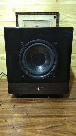 Сабвуфер Ace Bass B5, 100 watt, б/у из Германии